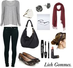 """""""Autumn."""" by lieh-shinning on Polyvore"""
