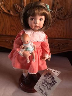 "Dianna Effner ""Little Playmate"" UFDC 55th Convention LE 160 2004 Doll"