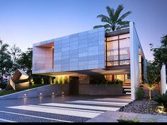 House RM - Modern House - Vipe Arquitetura - Modern Architecture - Manaus - Alphaville 1