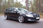 Volvo V70 Bc coilovers