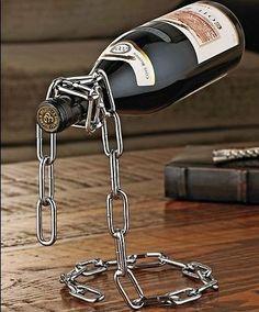 New design Magic Creative Wine Rack, home exotic kitchen living room decor free shipping US $13.90
