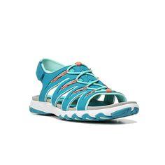 Ryka Glance SML Women's Sandals, Size: medium (8), Blue