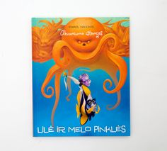 Lily and the trap of lies. Picture book. on Wacom Gallery
