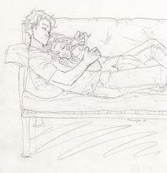 My one wish for Blood of Olympus is for Sally and Paul to come home one day and just find Percy and Annabeth conked out on their couch :)