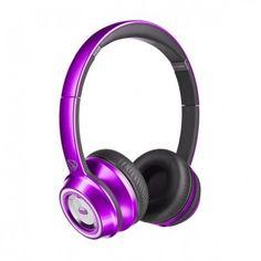 Monster NCredible NTune Candy Headphones in #Purple