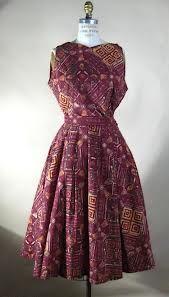 write batik dress