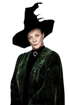 harry potter professor mcgonagall
