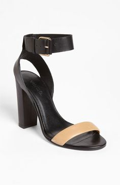 Vince 'Alexa' High Sandal available at #Nordstrom