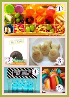 My Joy-Filled Life: 15 Fun & Tasty Easter Treats so corny and so cute!