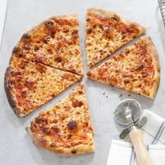 Thin-Crust Pizza | A
