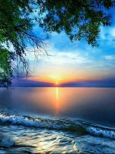 Nature Pictures, Cool Pictures, Beautiful Pictures, Relaxing Pictures, Amazing Sunsets, Amazing Nature, Beautiful Sunrise, Beautiful Beaches, Beautiful Morning