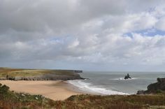 Broadhaven South at Stackpole looks great for walk.