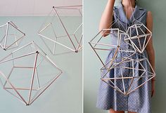 A Few of Our Favorite Gorgeously Geometric DIY Projects - The Accent™