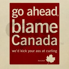 Kind of wish I was a Canadian.