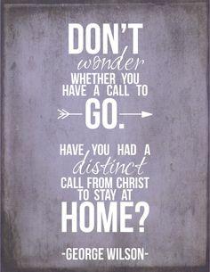 David Livingstone quote missions quotes YMI Quotes