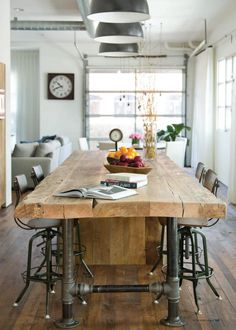 California Homes - Summer 2016 by California Homes Magazine - issuu Decor, Furniture, Home, Dining Table, Decor Inspiration, Table, Kitchen Reno, Rustic Dining Table, House And Home Magazine