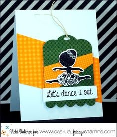 All I Do Is Stamp-- Designs by Vicki Dutcher: Search results for CAS-ual Fridays  TUTU