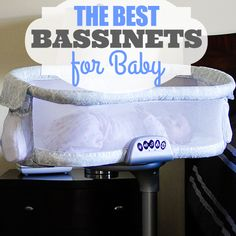 The Best Bassinets for Baby » Daily Mom
