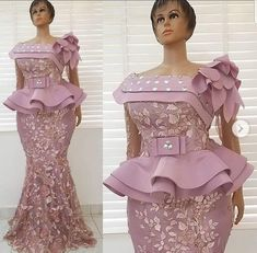 2019 Lates Lace Skirt and Blouse Styles : Absolutely Cute Styles for You Source by ndeyefatoubdiatta fashion dresses African Maxi Dresses, Latest African Fashion Dresses, African Dresses For Women, African Print Fashion, African Attire, African Women, Nigerian Lace Styles, African Lace Styles, Lace Skirt And Blouse
