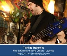http://www.hearinkentucky.com/tinnitus/ – Many musicians secretly struggle with tinnitus – during and after their musical careers. Several well known performers are openly discussing their tinnitus in hopes that other musicians will use better ear protection. We can help. Contact Hear in Kentucky Hearing Centers for custom musician ear plugs or for help with your tinnitus symptoms.