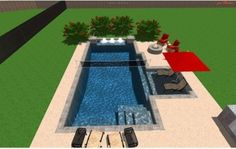 Having a pool sounds awesome especially if you are working with the best backyard pool landscaping ideas there is. How you design a proper backyard with a pool matters. Backyard Pool Landscaping, Backyard Pool Designs, Swimming Pools Backyard, Swimming Pool Designs, Lap Pools, Gunite Swimming Pool, Lap Swimming, Luxury Swimming Pools, Indoor Pools