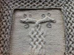 Hollyknit1's Viking knotwork blanket Viking Patterns for Knitting - Elsebeth Lavold. on We Heart It. http://weheartit.com/entry/78783542/via/Nilenna