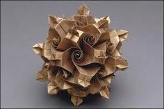paper fold art - Google Search