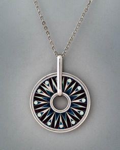 #Silver #Enamel #GeorgianEnamel #CloisonneEnamel #Minanqari