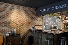 Chatty Monks Brewing Co. & Restaurant, West Reading, PA - Milwaukee Thin Brick