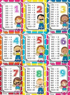 Education Discover Using Math Games to Enhance Learning Math Games Math Activities Math Multiplication Grade Math Math For Kids Math Worksheets Elementary Math Math Lessons Kids Education Preschool Learning, Teaching Math, Preschool Charts, Math Games, Math Activities, Kids Math Worksheets, Math Multiplication, Math Math, 3rd Grade Math