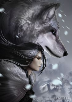 Save Gray Wolf, buy quality products and provide wolf sanctuary! - - - Save Gray Wolf, buy quality products and provide wolf sanctuary! Anime Wolf, Fantasy Wolf, Dark Fantasy Art, Princesas Disney Zombie, Lobo Anime, Wolves And Women, Wolf Eyes, Wolf Artwork, Wolf Spirit Animal