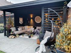 Backyard Gazebo, Outdoor Pergola, Outdoor Seating, Modern Patio Design, Outdoor Patio Designs, Terrace Garden Design, Back Garden Design, Urban Garden Design, Outdoor Garden Rooms