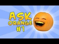 Annoying Orange - Ask Orange #1