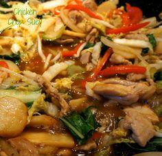 chicken chop suey                                                                                                                                                                                 Mehr