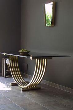 Moderne und luxuriöse Tische, als INspiration für ihr Zuhause!