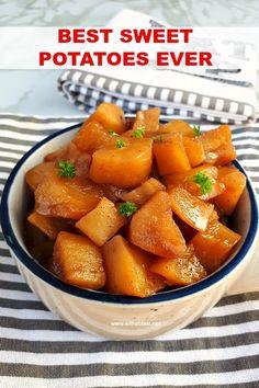 Best Sweet Potatoes Ever