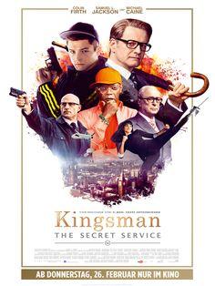 Kingsman: The Secret Service, Ein Film von Matthew Vaughn mit Colin Firth, Taron Egerton. Übersicht und Filmkritik. Harry Hart (Colin Firth) ist ein britischer Geheimagent der alten Schule – cool, charmant und abgebrüht. Er arbeitet für einen der geheimsten Nachrichtendienste überhaupt: die Kingsmen. Die Agenten, die sich selbst als moderne Ritter verstehen, sind ...