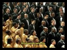 The Brooklyn Tabernacle Choir singing Thou, Oh Lord, from I'm Amazed- one of the best songs ever- the Talley Trio sing this really well too