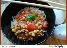 Chilli Marrákeš recept - TopRecepty.cz Oatmeal, Grains, Rice, Vegetables, Breakfast, Food, The Oatmeal, Morning Coffee, Rolled Oats