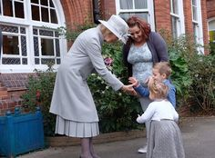 Princess Alexandra visited Care for Veterans in Worthing