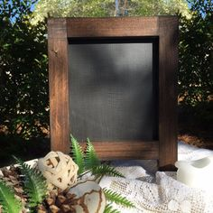 Good Chalkboard Easel, Chalkboard Sign, Chalkboard A Frame, Tabletop Sign