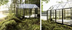 Interiors Inspiration: How To Create A Scandinavian-Style Garden – home-lust.com