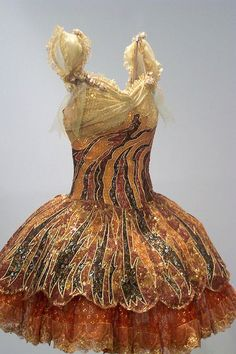 Steampunk / clockwork doll, ballerina.  I have striped silky fabric similar to these colors.