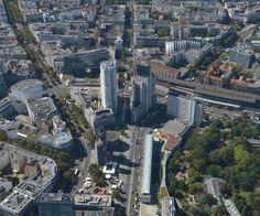 Diese Luftbilder zeigen den Berliner Spätsommer von oben - Aktuelle Nachrichten…