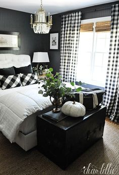 Simple Ideas Can Change Your Life: Girls Bedroom Remodel Paint Colors bedroom remodel house plans.Master Bedroom Remodel Before And After bedroom remodeling renovation.Master Bedroom Remodel Before And After. Guest Bedrooms, Master Bedroom, Bedroom Decor, Bedroom Ideas, Girls Bedroom, Plaid Bedroom, Garage Bedroom, Fall Bedroom, Bedroom Blinds
