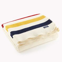 Faribault Revival Stripe Throw