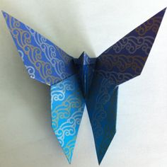 DIY Wedding Kit #6 Origami Butterflies | Wedding Reception Ideas