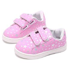 >> Click to Buy << 2017 New Spring Kids Sports Shoes fashion Stars Children Sneakers for Baby Boys Girls Flat shoe Soft Soles size 21~30 #Affiliate