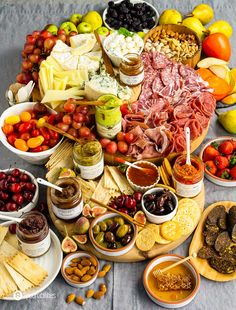 Healthy Appetizers, Appetizers For Party, Appetizer Recipes, Snack Recipes, Healthy Recipes, Snacks, Cheese Recipes, Easy Recipes, Charcuterie Platter
