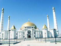 Ruhy Mosque - Gypjak, Turkmenistan